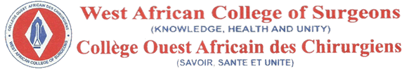 West African College Of Surgeon WACS